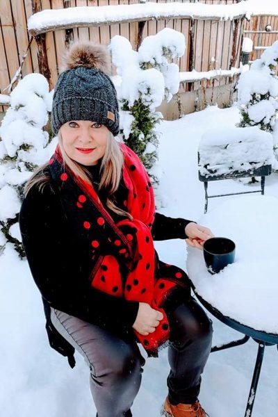 Talvivaatteet Nykynaisesta
